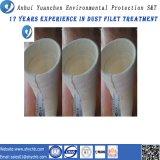 Bolso de filtro del colector de polvo de Nomex para la planta de mezcla del asfalto