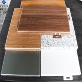 PVDF revêtement en aluminium à revêtement de couleur Interiorr/panneau de solides de revêtement de mur extérieur