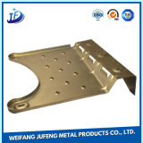 Kundenspezifisches Blech-Teil/Ersatzteil-Herstellung/Metall, das Teil stempelt