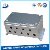 Metal de la ensambladura de la distribución de la energía eléctrica que estampa los rectángulos de control