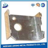 Métal de tôle d'acier d'OEM estampant la partie avec le procédé de découpage de laser