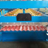 Wellen-Dach-Rolle, die Maschine bildet