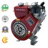 작은 비스듬한 4 치기 공기에 의하여 냉각되는 디젤 엔진 (160F)