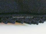 Béret/chapeau de coton tricotés par mode pour des dames