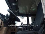 8t Sinotruk HOWO 154HP軽いヴァンボックストラックの貨物自動車のトラック