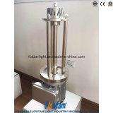 Aço inoxidável sanitárias Lote Misturador de dispersão de Alta Velocidade
