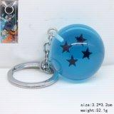 Dragon шарик акриловой аниме Cos шарик Keyring цепочке для ключей
