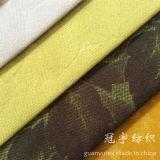 Tissu mou de la meilleure qualité de velours de polyester pour le sofa