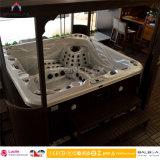 Draaikolk van de Reeks van de luxe de Openlucht Hot Tub Jacuzzi SPA