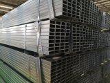 Materiali da costruzione quadrati galvanizzati del tubo d'acciaio