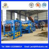 Qt usine6-15 Vente Finisseur de béton automatique machine à fabriquer des blocs de ciment