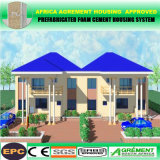 Estructura de acero prefabricada que construye casas prefabricadas del edificio del envase modular de la oficina