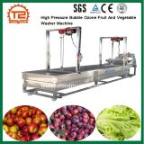 Comprar en línea de la burbuja de alta presión el Ozono Lavadora de frutas y verduras