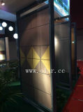 Faser-Kleber-externes wasserdichtes Fassade-Panel