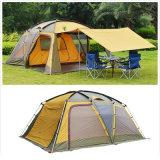 グループ屋外旅行ポリエステルのためのクイックセット上りのキャンプテント