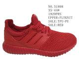 No 51808 ботинки Flyknit спорта людей обувают красный цвет 35-44#