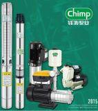 Шимпанзе нагнетает насос погружающийся 4 серий дюйма 1.5HP Sk (m) при одобренный Ce