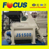良質の電気対の水平シャフトの具体的なミキサーJs1500