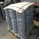 電流を通されるまたはPVC有刺鉄線専門の工場農産物
