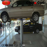 Машина Btc-S500 автомобиля гаража поднимаясь определяет подъем автомобиля столба