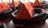 La gru per barche gonfiabile di lancio della zattera di salvataggio approvata EC ha lanciato la zattera di salvataggio