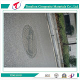 D400 jorram tampa de câmara de visita redonda selada da fibra de vidro para a estrada principal