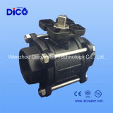 Carbon Steel/ Stainless Steel Pieces Thread Ball Valve