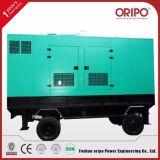 Oripo 110kVA/88kw 휴대용 발전기 Cummins Engine는 강화했다