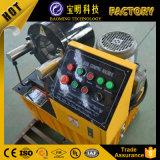 Novo Design carregadora de rodas a mangueira hidráulica da máquina de crimpagem