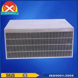 Wind-abkühlender Aluminiumstrangpresßling-Kühlkörper für Endverstärker