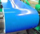Bobina d'acciaio galvanizzata preverniciata (colore CoatedCoil)