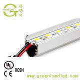 Alta 3 barra luminosa della striscia dell'alluminio LED della garanzia SMD 12V 24V di anno