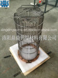 Aks Non-Sag Wal Tungsten Aluminium Rod Heater pour Ky Sapphire Crystal Growth Vacuum Furnace