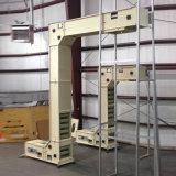 Type ascenseur de chaîne de catégorie comestible de position vertical