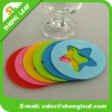 高品質のカスタムロゴのガラスシリコーンのガラスメーカー(SLF-WG012)