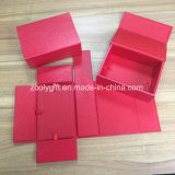 Magnetic Closure Foldable Paper Packaging Flat Folding camera Cardboard Gift Boxings