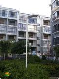 illuminazione solare Integrated del giardino di 15W LED 30W PV (SNSTY-215)