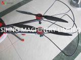 Uav a pile 3wdm4-10/veicolo aereo senza equipaggio del ronzio/OEPP (uav)