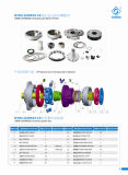 Camma Ring Rotor Group Piston Block Seal Kit Distributor di Ms18 Mse18 Poclain Stator da vendere