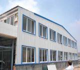 Cloche industrielle de structure métallique de construction préfabriquée et de lumière (KXD-58)