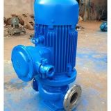 Structure de pompe à une seule étape et utilisation de l'eau Pompe centrifuge à tubes verticaux