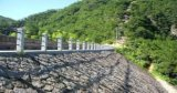 Gelogical 검출기를 배관하는 장거리 60m 댐