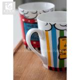 presente de promoção de venda por grosso China Porcelai caneca de café 12oz