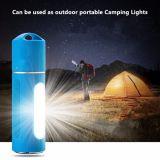 Linterna LED Banco de potencia de 6000mAh con altavoz Bluetooth