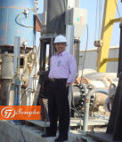 Bomba de turbina vertical para agua de mar, bomba de línea vertical