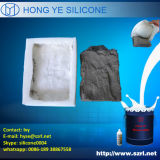 Casting Mold를 위한 Brushable Silicone Rubber