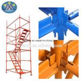 Matériau de construction d'échafaudages Types de raccord de manchon
