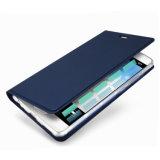 Het geïmiteerde In reliëf gemaakte Geval van de Telefoon van de Toebehoren van Pu Mobiele voor iPhone 7/8plus