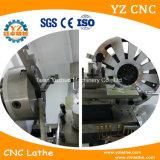 이동할 수 있는 유형 다이아몬드 커트 합금 바퀴 CNC 선반