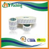BOPP transparent enregistre la bande de empaquetage de cachetage adhésif à simple face de carton